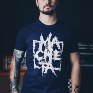 T-shirt (navy/white)